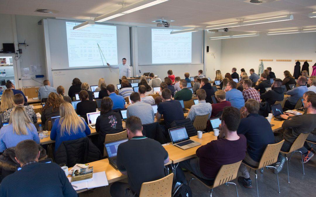 Trods travle tider øger nordjyske firmaer fokus på businessuddannelse