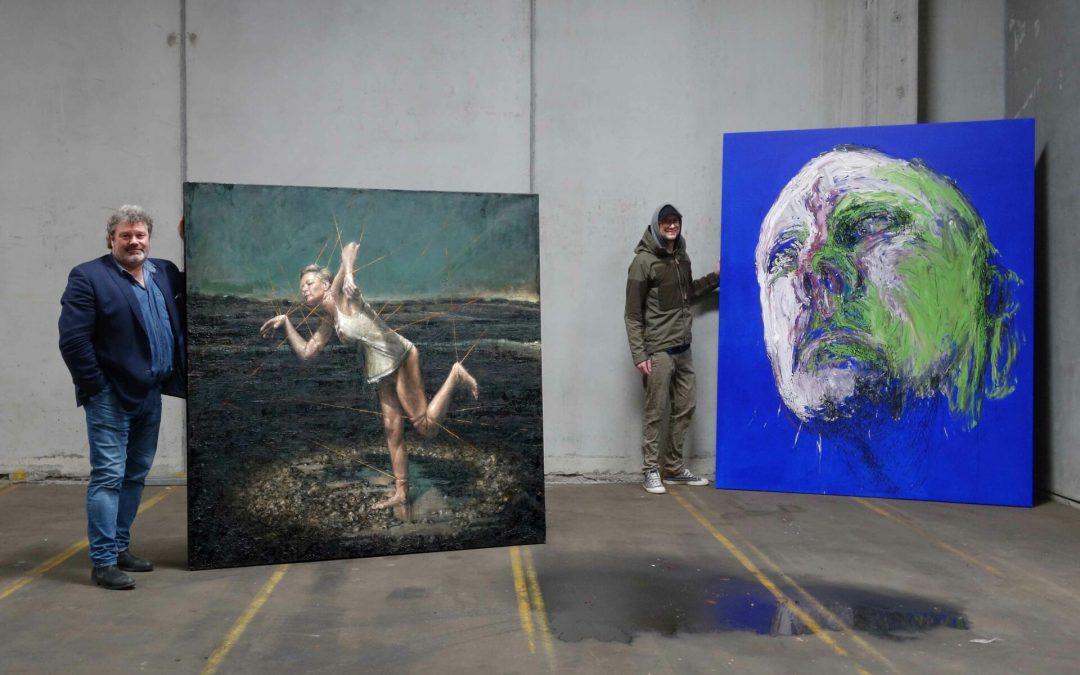 Aalborgs nye kunstmesse bliver landets 4. største