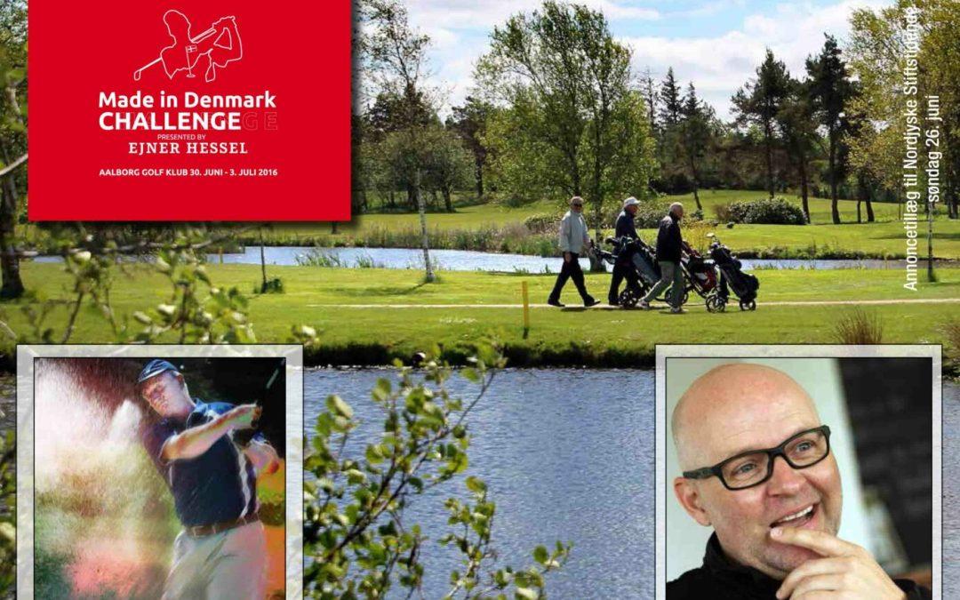 Golftillæg med fokus på både bredde og elite