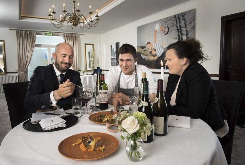 Nordens bedste restaurant findes på Bühlmann