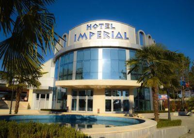 "Hotel ""Imperial"" Elbasan"