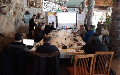 Third joint meeting for creating a framework for joint cross-border travel packages