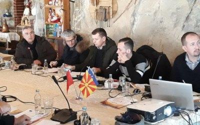 Трета заедничка средба за креирање на рамката за заеднички меѓугранчни туристички пакети