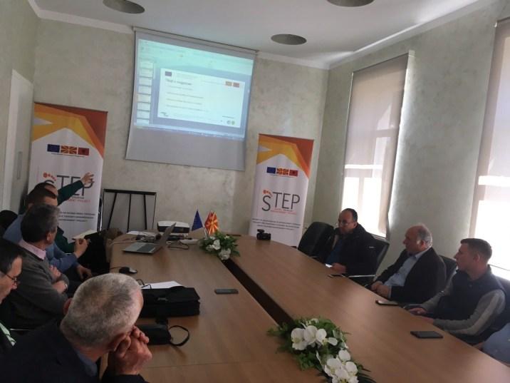 Одржана првата фокус група за брендирање на СТЕП мрежата во Елбасан, Албанија