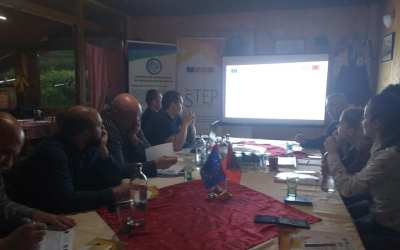 Second focus group for STEP branding in Beloviste – municipality of Jegunovce, Republic of North Macedonia
