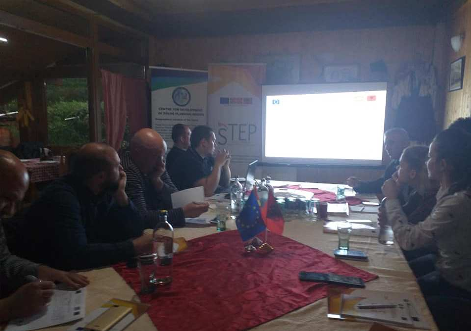 Forth focus group for STEP branding in Beloviste – municipality of Jegunovce, Republic of North Macedonia