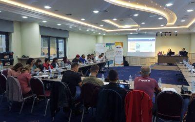 Oдржани две hands on работилници за членовите на СТЕП мрежата во Тетово, Република Северна Македонија