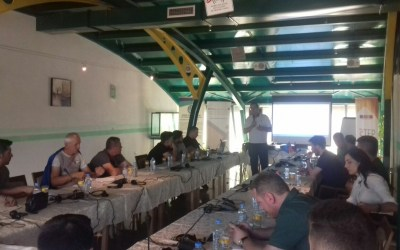 First training for capacity building and market penetration in Elbasan, Republic of Albania