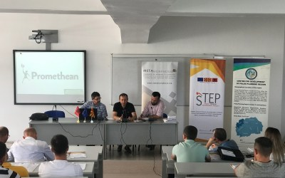 Second presentation of tourism for micro entrepreneurs from the Polog region in Tetovo, Republic of Northern Macedonia