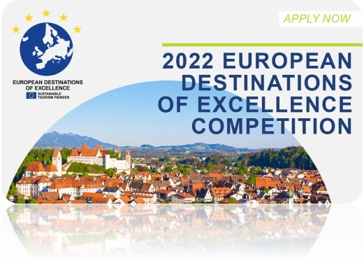 2020 European  Destination of Excellence Competition