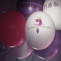 バスラ7thセットリスト西野七瀬卒業ライブ2019 乃木坂46