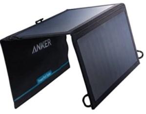 Anker PowerPortSolar Lite