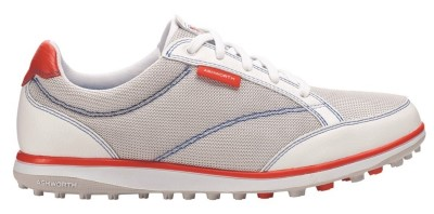 Ashworth Leather and Mesh Golf Shoe Review