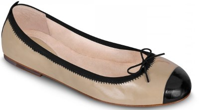 Bloch London Lux Ballet Flat Review