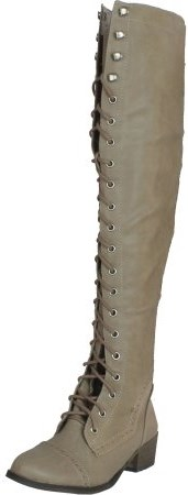Breckelle's Women's Alabama-12 Knee High Riding Boot Review