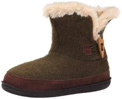 Daniel Green Women's Elysa Boot Slipper