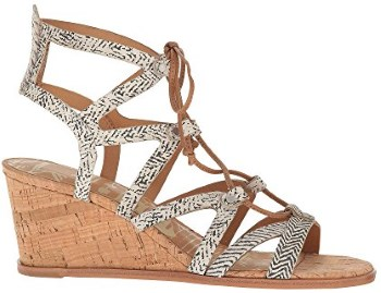 Dolce Vita Women's Lynnie Wedge Sandal Review