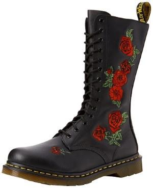 Dr. Martens Women's 14-Eye Vonda Casual Boot
