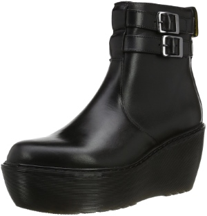 Dr. Martens Women's Caitlin 2 Strap Ankle Boot
