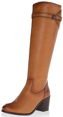 FRYE Women's Malorie Button Tall