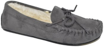 Gold Toe Women Faux Fur Lined Moccasin Review