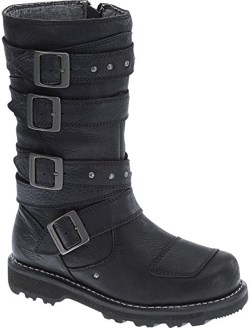 Harley-Davidson Women's Delana 10-Inch Black Performance Motorcycle Boot Review