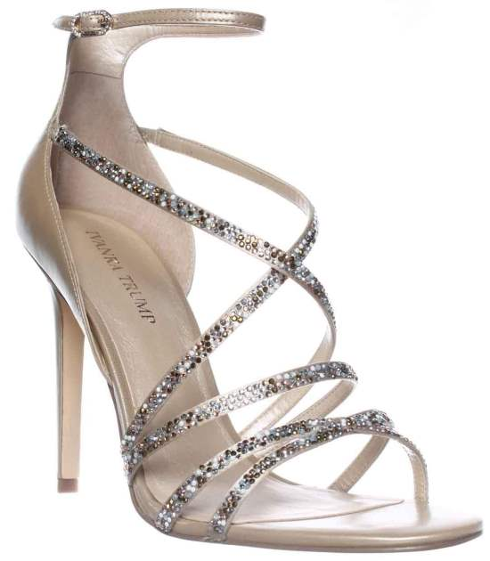 Ivanka Trump Womens Hyde Sandals Review
