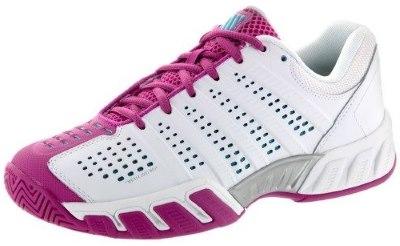 K-Swiss Women's Bigshot Light Tennis Shoe Review