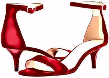 Kitten-Heel-Sandals