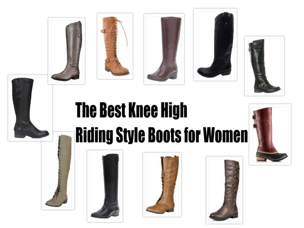 596d8d48c4e The Best Women s Knee High Riding Style Boots  Breckelle s ...