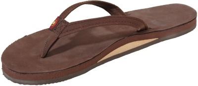 Rainbow Sandals Women's Premier Leather Narrow Strap Single Layer