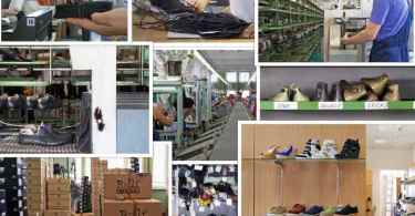 Ralf Ringer manufacture collage