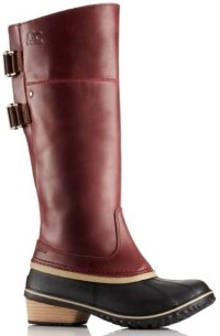Sorel Women's Slimpack Riding Tall II Snow Boot Review