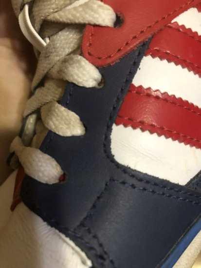 modern adidas lace