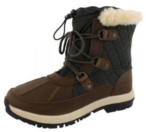 Bearpaw Women Waterproof And Lightweight Snow Winter Boot