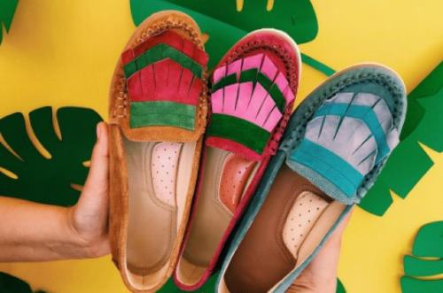colorful moccains