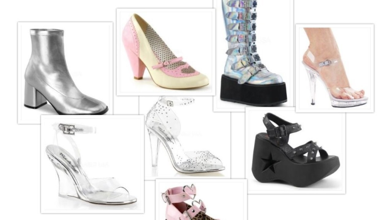 0edae7848f7 Discountstripper.com Review on Women's Shoes: Clear Heels, GoGo ...