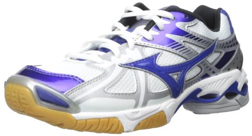 Mizuno Women's Wave Bolt 4 Womens Wh-Ry Volleyball Shoe