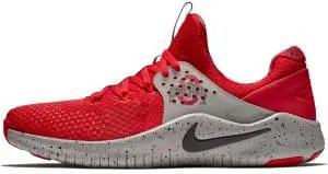 Ohio State Buckeyes Nike Free TR V8