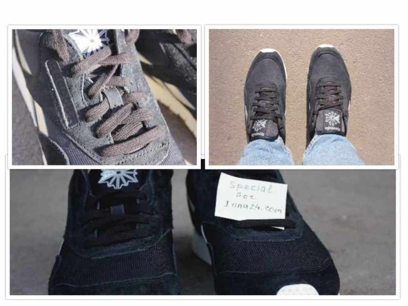 2be44d85381 Reebok CL Nylon Slim Metallic Fashion Sneaker Review - Stepadrom.com