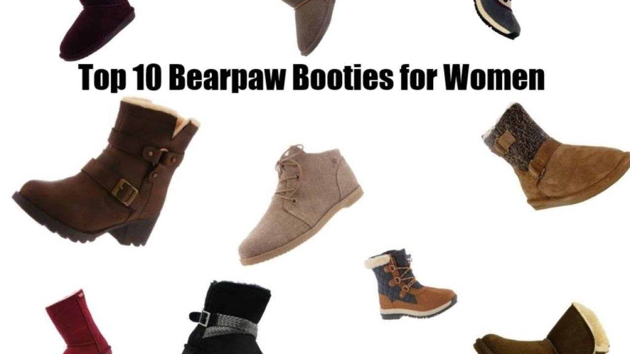 fed986f046c The Best 10 Bearpaw Booties in 2017-2018, Ankle and Mid-Calf