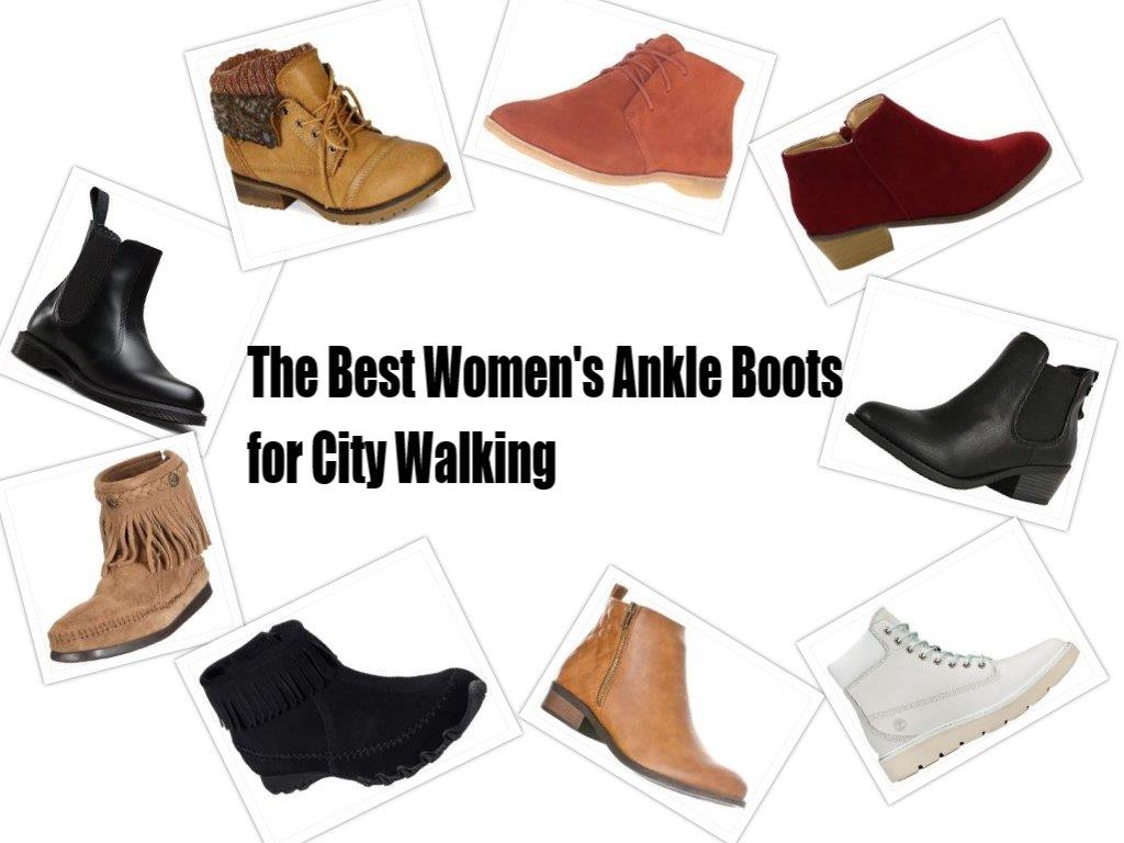 41c5a10af6b The Best Ankle Boots for City Walking  Reviews