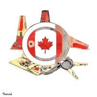 Правила дорожного движения Канады