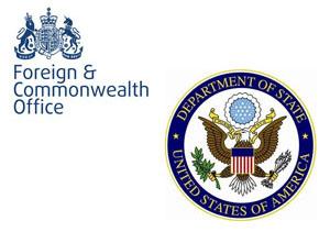 Обновление рекомендаций по поездкам за рубеж - МИД Великобритании и ГосДеп США 300