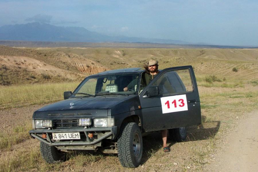 2013.01.25 - Планы на ралли Плимут-Бамако - Великобритания-Мали