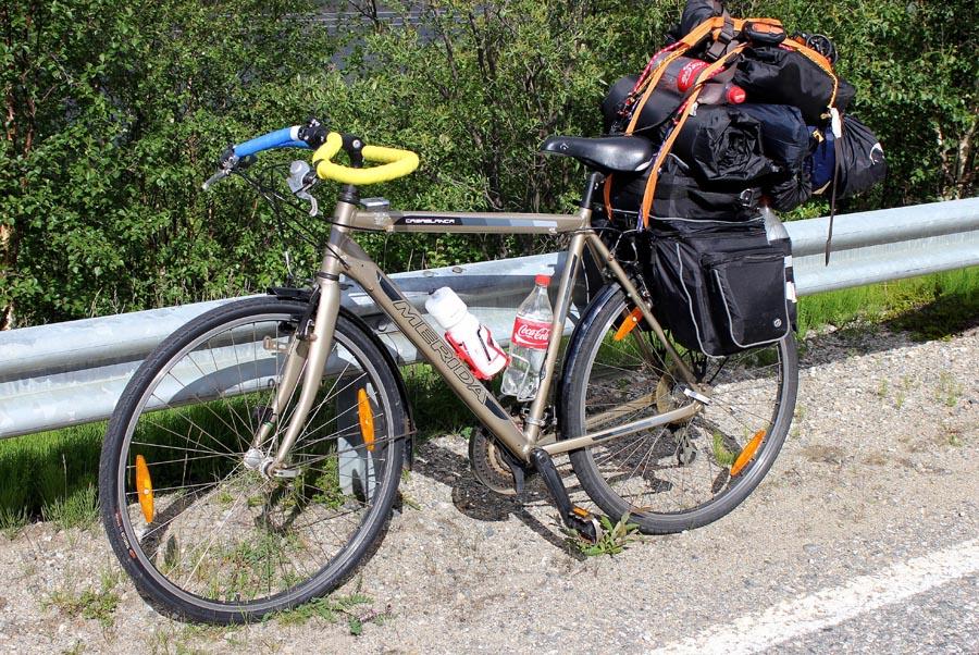 4. Туристический велосипед Merida Casablanca