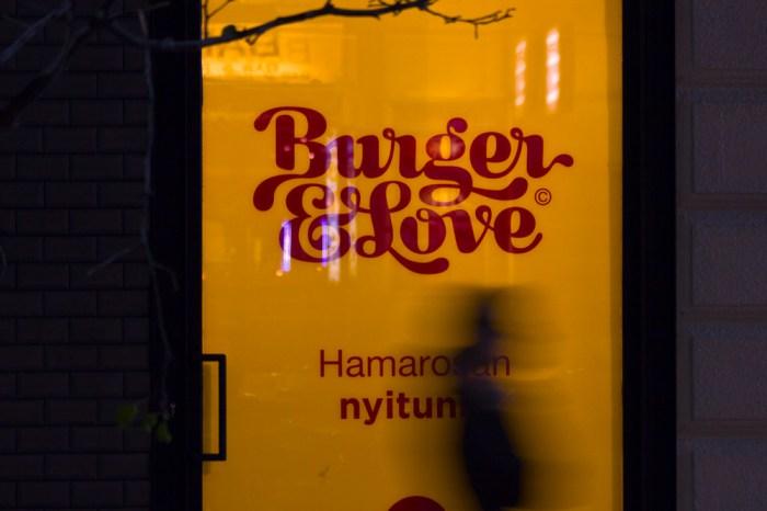 22. Просто так: Burger & Love