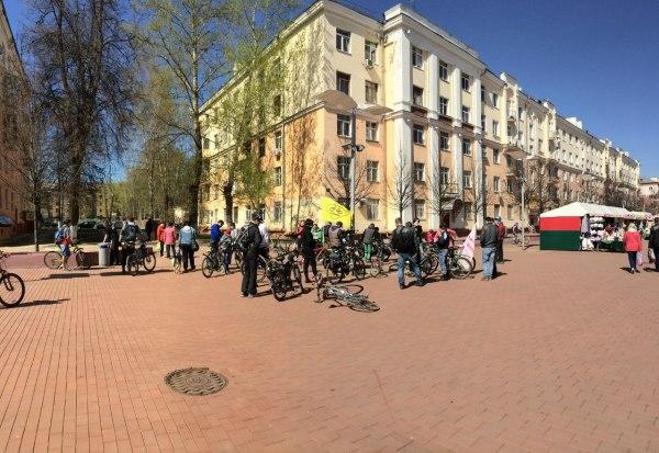 Открытие велосипедного сезона г. Балашиха