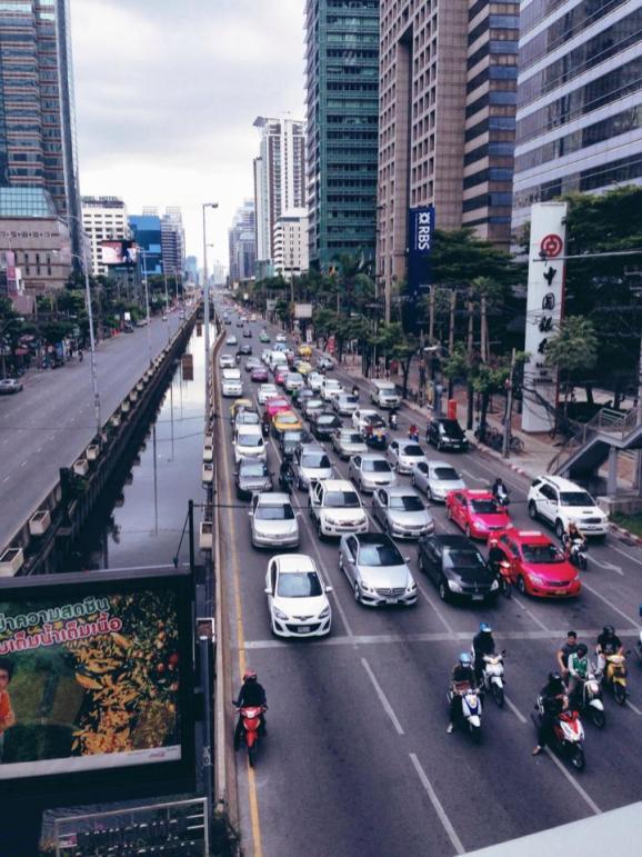 2014.07.24 - 06 - Жизнь путешественника в столице Таиланда Бангкоке