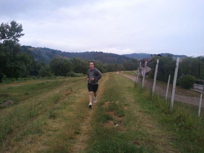 Campania Umanitară Alerg pentru Oana Lipova